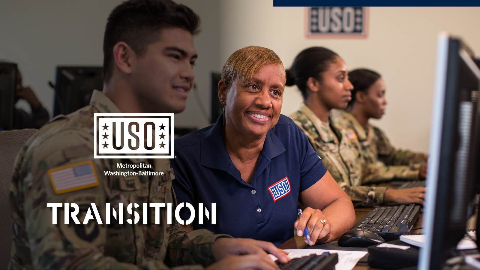 Project Next Step Service Member Transition Education Uso Of